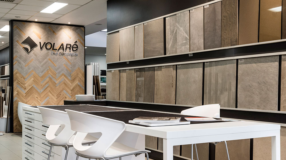 Furniture Showroom Interior Design Concepts ~ Tiles interior design bathware tile range volare concepts